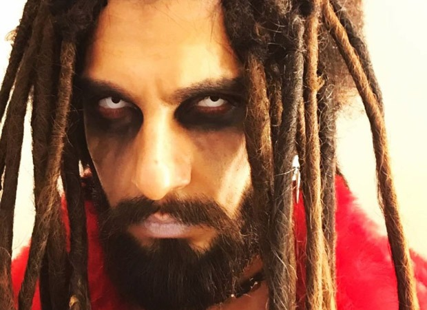 A self-quarantined Ranveer Singh turns into a zombie! See photo