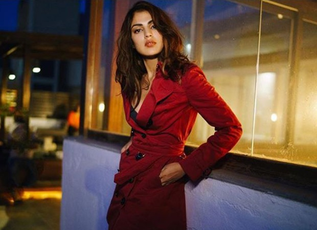 Two Instagram users booked for sending obscene and threatening messages to actress Rhea Chakraborty