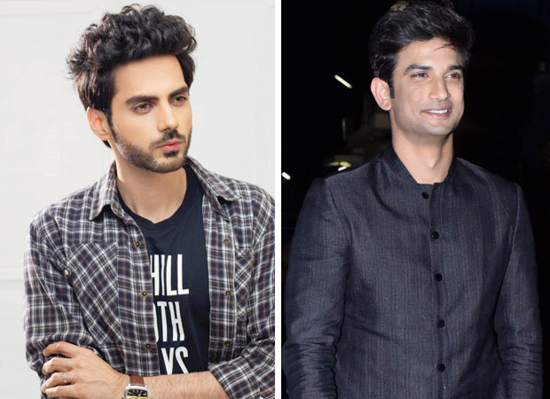 Pakistani actor Hasan Khan to play Sushant Singh Rajput in a digital series?