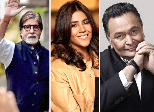 Amitabh Bachchan and Ekta Kapoor cancel Diwali parties this year on account of Rishi Kapoor's death