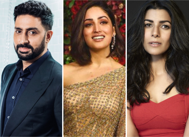Abhishek Bachchan to play corrupt Chief Minister in Dinesh Vijan's Dasvi; Yami Gautam and Nimrat Kaur to be the leading ladies