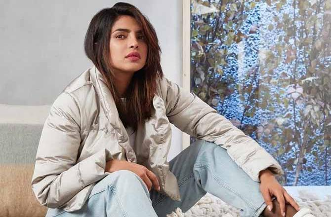 Priyanka Chopra. Picture courtesy/ Priyanka Chopra's Instagram account
