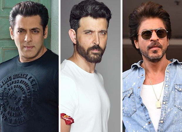 SCOOP Not just Salman Khan, Hrithik Roshan might also be a part of Shah Rukh Khan's Pathan
