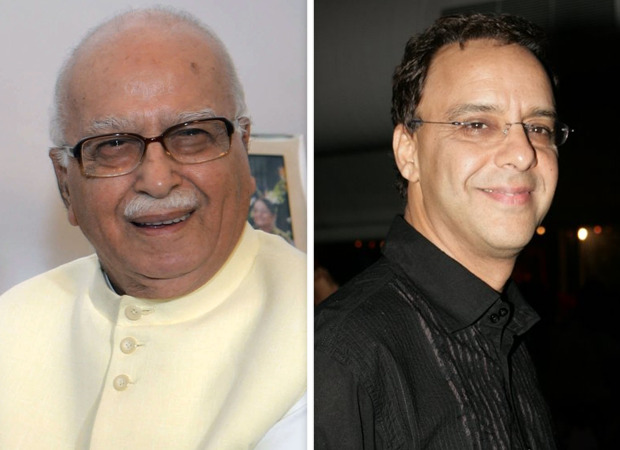 How Lal Krishna Advani helped a struggling Vidhu Vinod Chopra in late 70s is sure to MELT your heart!